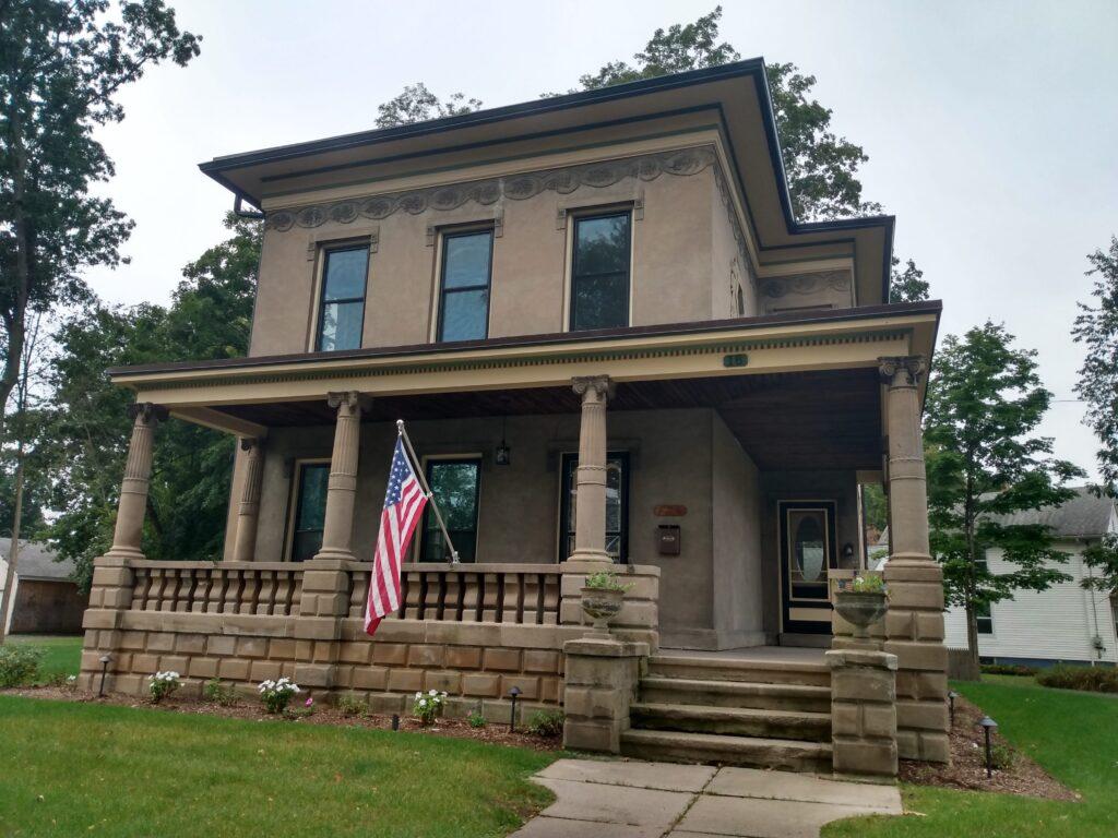 1870s house